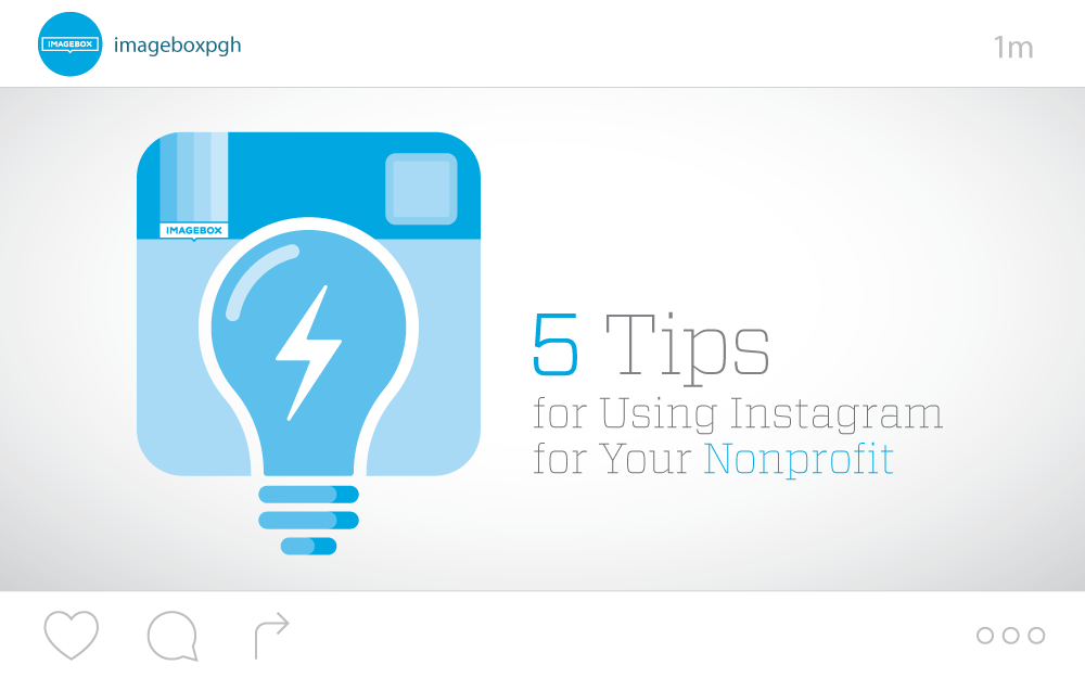 5 Tips for Using Instagram for Your Nonprofit